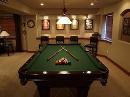 pool table l shade replacement pool table room colorado basement finishing experts viking