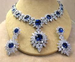 sapphire necklace diamonds images 300 best sapphire jewelry images sapphire jewelry jpg