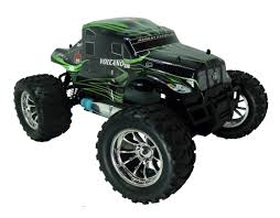 nitro monster truck redcat racing volcano s30 1 10 scale nitro rc monster truck u2013 new