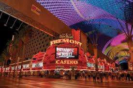 Fremont Street Las Vegas Map by Fremont Hotel And Casino Las Vegas Nv Booking Com