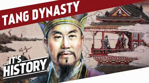 the fall of the golden age the tang dynasty l history of china