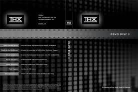thx home theater thx demo disc ii