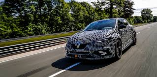 2018 renault megane rs will have dual clutch transmission option