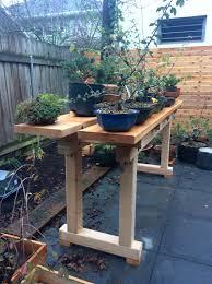 cedar bonsai bench album on imgur