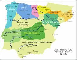 Cordoba World Map by Iberia1065 Jpg 1128 886 H 10 Spain Musulmanes Taifas Kingdoms