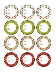 printable tags free paper trail design santa claus and snowflakes
