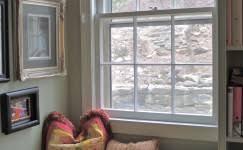 simple design charming make pelmet box bay window make window seat