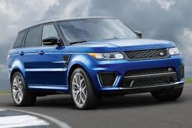 land rover evoque blue 2016 land rover range rover sport svr pricing for sale edmunds