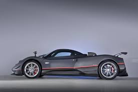 koenigsegg pagani prototype 0 auction for the pagani zonda gj
