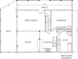 Log Homes Floor Plans With Pictures by Log Home Plan 02954 Katahdin Cedar Log Homes Floor Plans