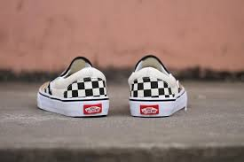 amac custom vans usa amac customs checkerboard slip on classic yellow black