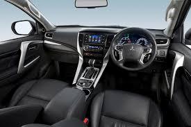 mitsubishi outlander sport 2016 interior all new mitsubishi pajero sport 2016 7214 cars performance