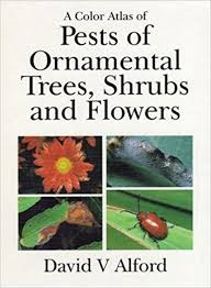 a color atlas of pests of ornamental trees shrubs and flowers