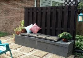 Outdoor Bbq Furniture by 10 Genius Ways To Use Cinder Blocks In Your Garden Hometalk