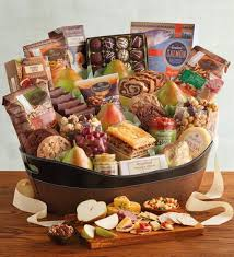 gift basket deluxe hearthside gift basket harry david