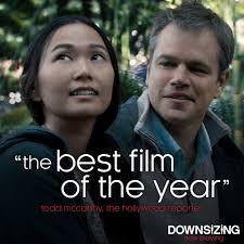 downsizing movie downsizing the hollywood reporter calls downsizing the facebook
