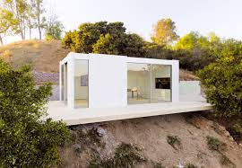 Home Design Show Los Angeles Los Angeles Prefab Company Cover Shows Off Its First Completed And