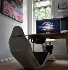 Challenge Setup Why You Need A Playseat For Racing Badger Gp