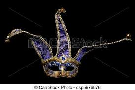 jester masquerade mask jester masquerade mask isolated on black stock image search