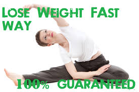 things to do to lose weight fast