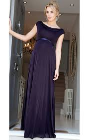 maternity evening dresses wedding dresses ideas lace belt strapless purple evening