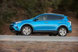 new toyota lineup 2016 toyota rav4 new hybrid addition to lineup new on wheels