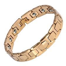 germanium power bracelet images Hottime luxury 15 pcs 99 9999 germanium bracelet men chain link jpg