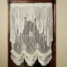 curtain lace irish for modern sheer curtains design ideas macrame