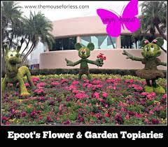 2018 epcot flower and garden festival walt disney world