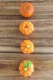 Easy Healthy Halloween Snack Ideas Cute Halloween Fruit And How To Make Tangerine Pumpkins U0026 8 Other Healthy Halloween Treats
