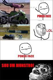 Moto Memes - se achando na moto memedroid
