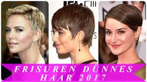 Neuesten Kurzhaarfrisuren 2017 by 12 Frisuren Mittellanges Dünnes Haar Neuesten Und Besten Coole