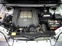 2003 hyundai santa fe radiator 2001 2002 2003 2004 2005 2006 hyundai santa fe 2 7l engine