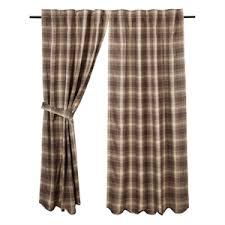 Silk Plaid Drapes Plaid Curtains Bestwindowtreatments Com