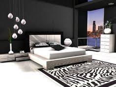 Interior Minimalist Black And White Bedroom Interior Design - Black and white bedroom interior design