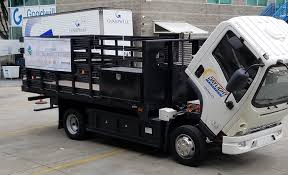 electric truck byd battery trucks for bay area goodwill fleets and fuels com