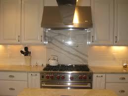 Mirror Backsplash In Kitchen Solid Glass Backsplash Behind Stove Backyard Decorations By Bodog