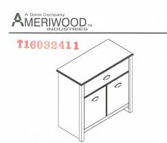 Aldi Filing Cabinet Ameriwood Furniture Replacement Furniture Parts Purchase Spare