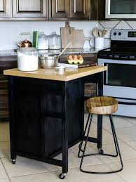 Small Kitchen Islands On Wheels Furniture How To Make The Kitchen Became Dazzling With The