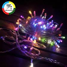 Festive Outdoor String Lights by Online Get Cheap Led Outdoor Christmas Tree Aliexpress Com
