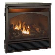 procom fireplaces 29 in ventless dual fuel firebox insert fbd28t