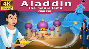 aladdin magic lamp bedtime stories fairy tales