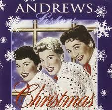 andrews sisters christmas amazon com music