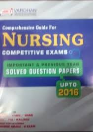 Buy Verdhan Comprehensive Guide for Nursing Competitive Exams