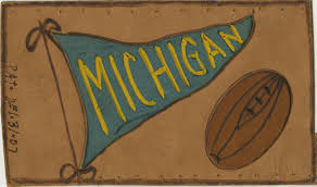 University Of Michigan Flag Bentley Image Bank Bentley Historical Library Michigan Flag And