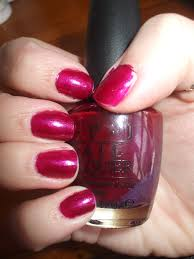 review opi congeniality is my middle name nail polish u2013 chyaz
