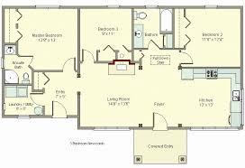 3 bedroom home plans 4 bedroom house plans no garage inspirational 4 bedroom house plans