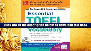 free download mcgraw hill education essential vocabulary for the