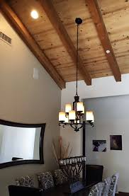 Hang Light From Ceiling Hanging Rectangular Chandelier With 2 Wires On Sloped Ceiling