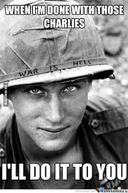ridiculously photogenic vietnam soldier by scratchers meme center